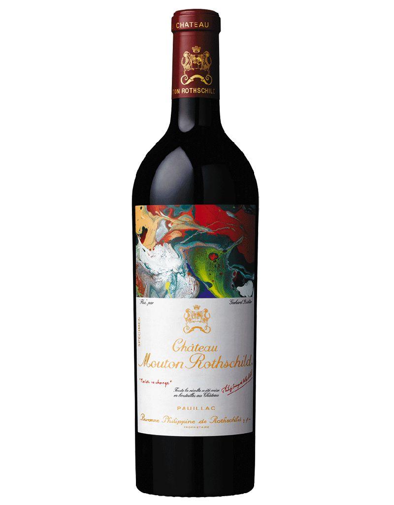 Chateau Mouton Rothschild 2015 Bordeaux Pauillac, France