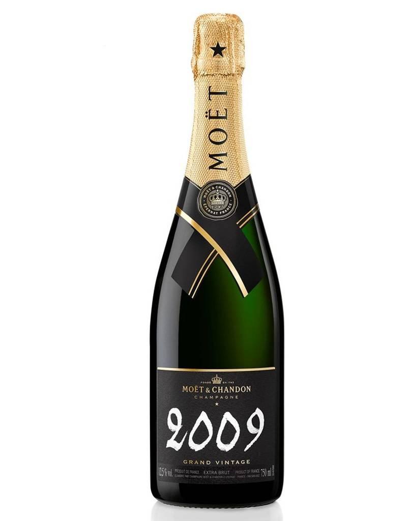 Moet & Chandon Moët & Chandon 2009 Grand Brut Vintage Champagne