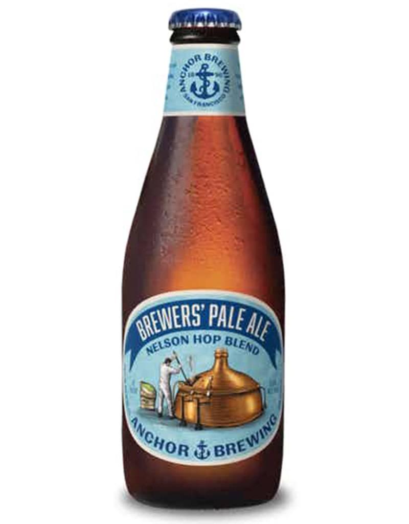 Anchor & Brewing 'Brewers Pale Ale', 6pk Bottle
