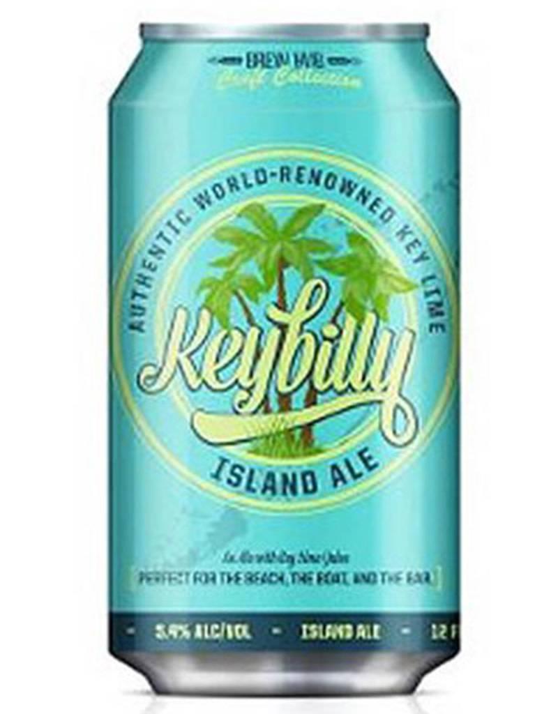 Brew Hub Keybilly Island Ale, 6pk Can