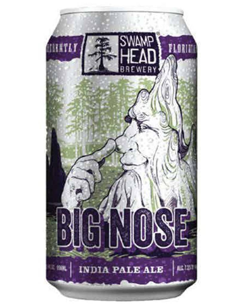 Swamp Head Brewery 'Big Nose' Indian Pale Ale, 6pk Can