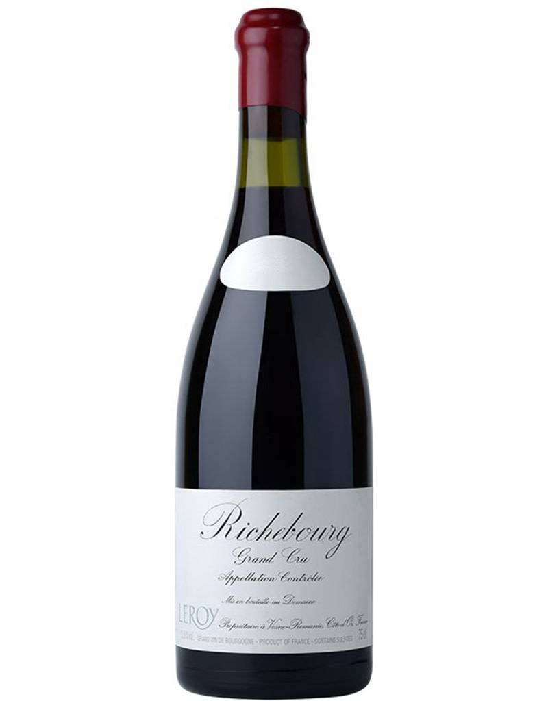 Domaine Leroy 2014 Richebourg Grand Cru [Bottle#], Rouge
