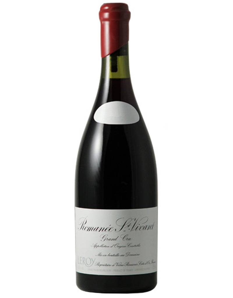 Domaine Leroy 2014 Romanee St. Vivant, Grand Cru [Bottle# 00238], Rouge