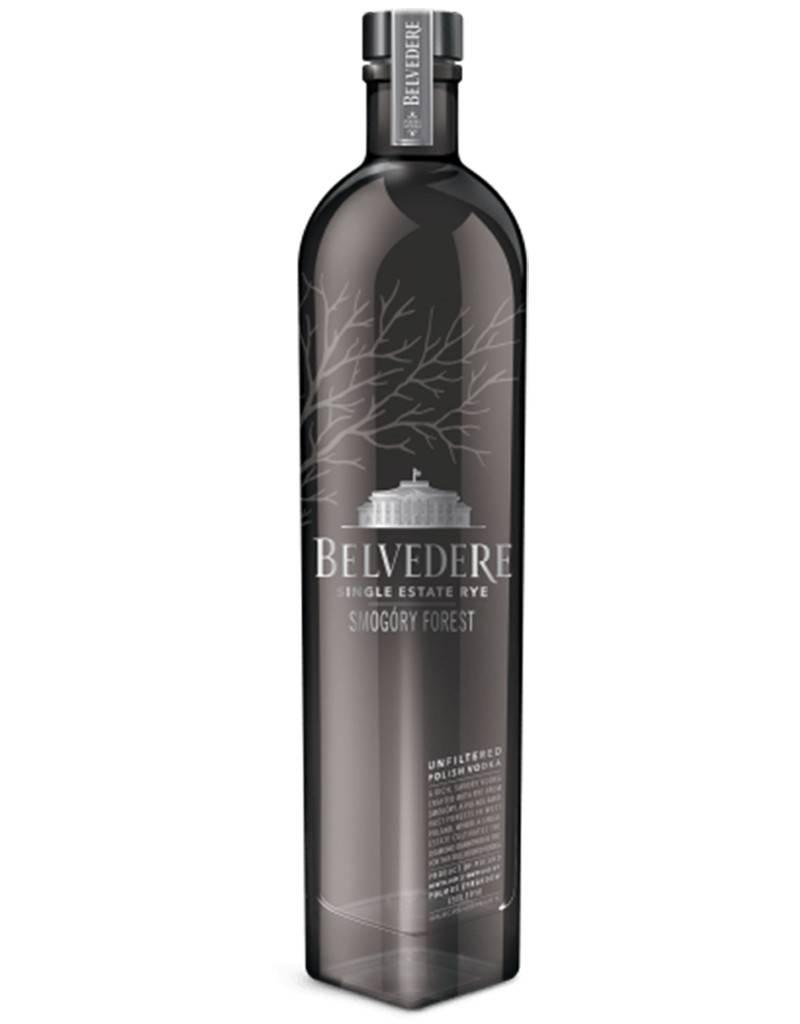 Belvedere Smogóry Forest Vodka, Single Estate Diamond Rye, Poland 1L