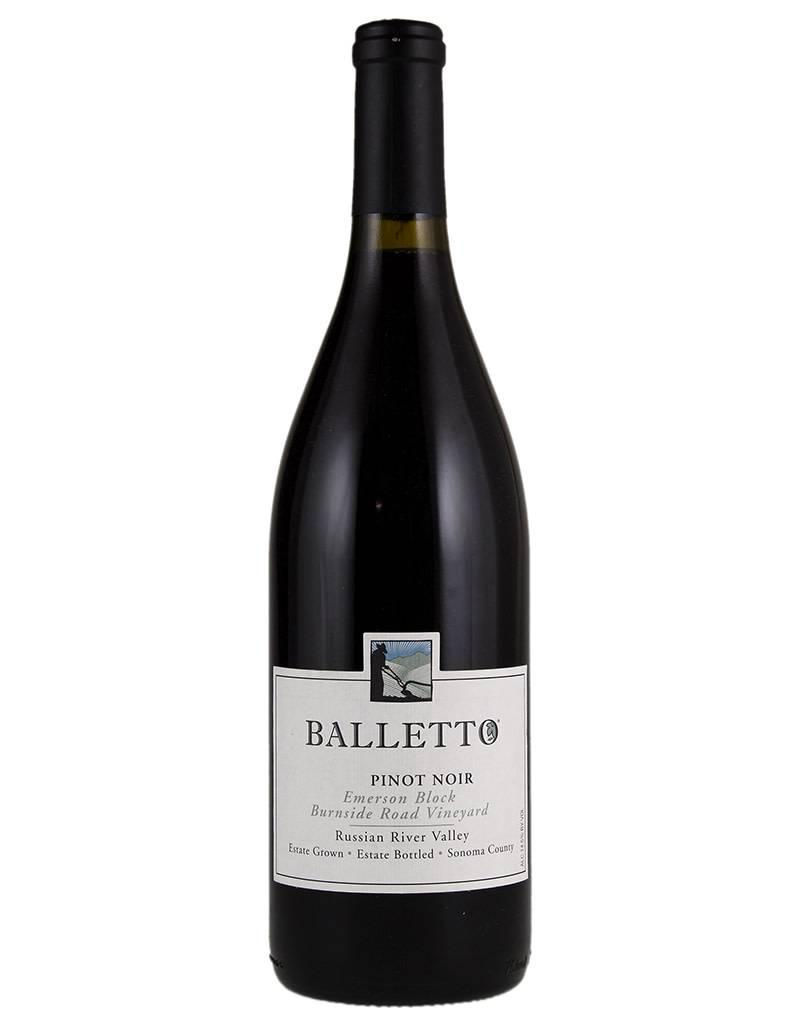 Balletto 2014 Burnside Pinot Noir, Russian River Valley