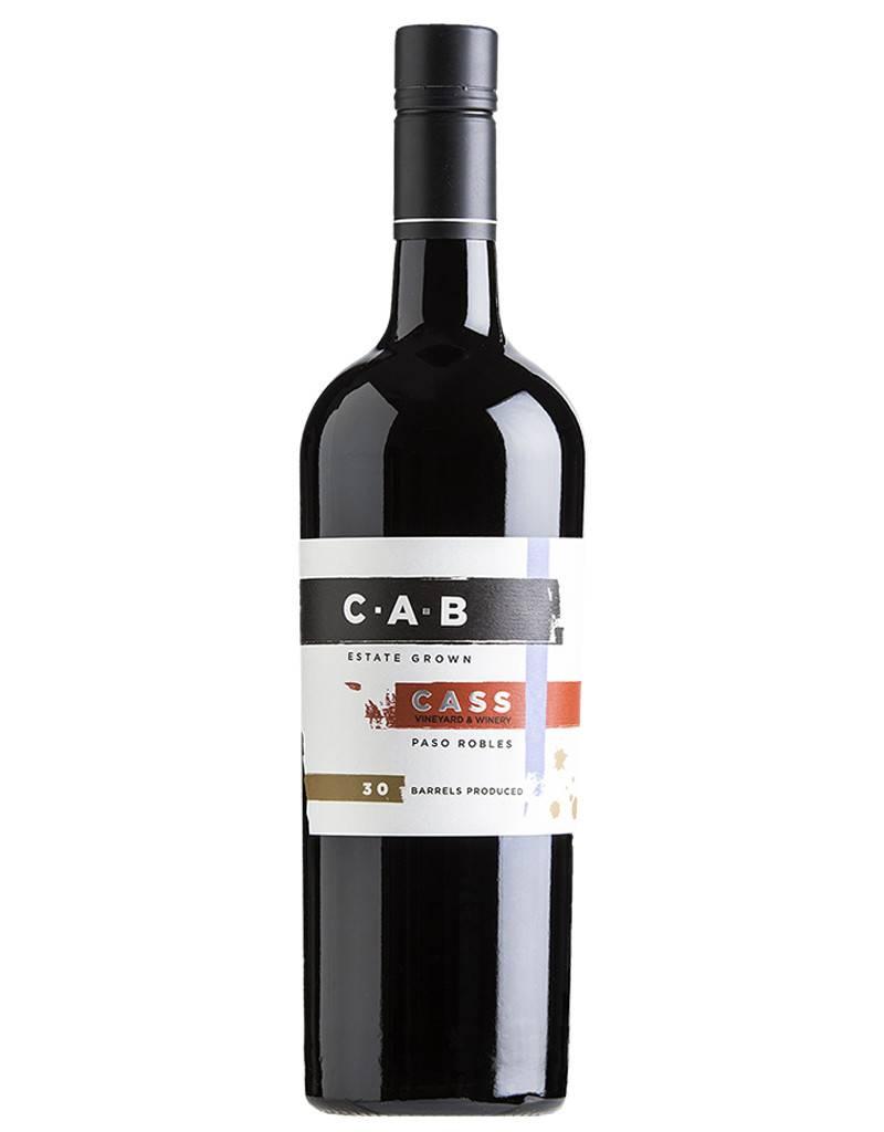 Cass Vineyards 2015 Cabernet Sauvignon, Paso Robles