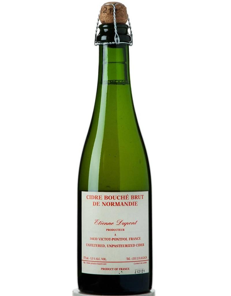Etienne Dupont 2016, Cidre Bouché Brut de Normandie, France, 375ml