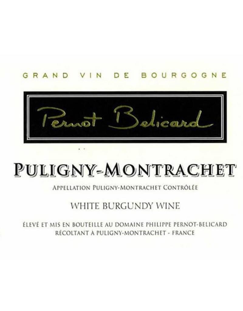 Pernot-Belicard 2016 Puligny-Montrachet, Cote de Beaune, France