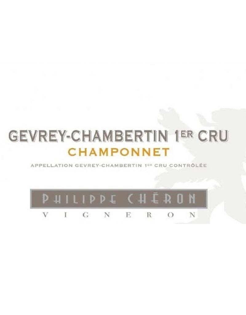 Philippe Cheron 2015 Champonnet, Gevrey Chambertin 1er Cru, Burgundy, France