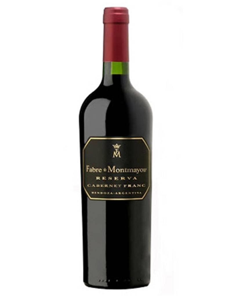 Fabre Montmayou Winery Fabre Montmayou 2016 Cabernet Franc Reserva, Mendoza