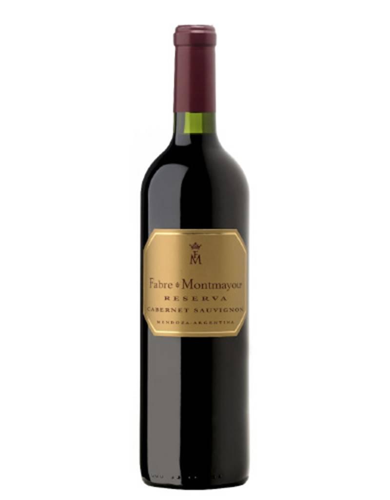 Fabre Montmayou Winery Fabre Montmayou 2016 Cabernet Sauvignon Reserva, Mendoza