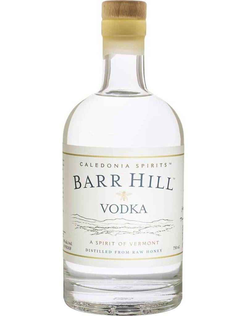 Barr Hill Vodka by Caledonia Spirits, Vermont