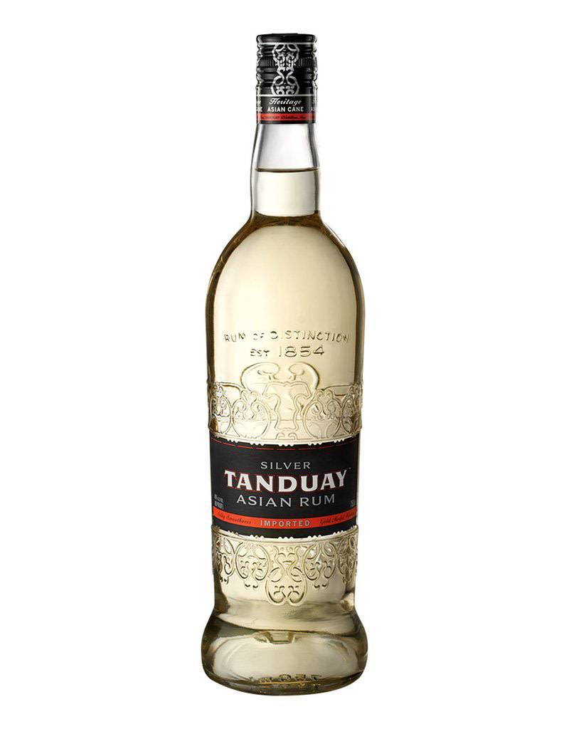 Tanduay Asian Rum Silver, Philippines