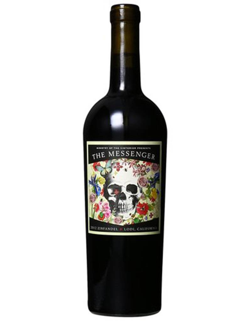Ministry of the Vinterior Cabernet Sauvignon, North Coast California