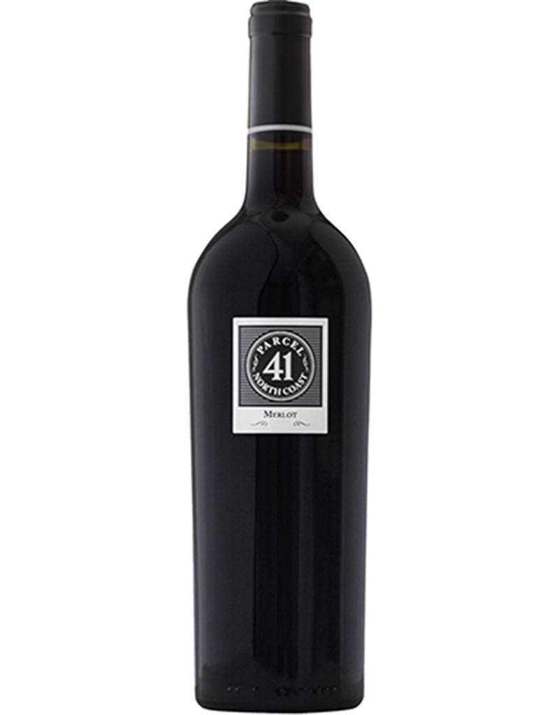 Parcel 41 2016 Merlot, North Coast California