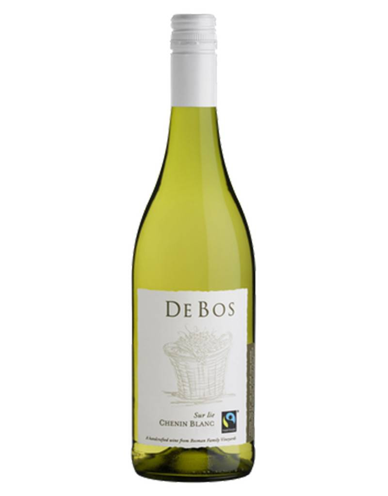 De Bos Handpicked Vineyards 2015 Chenin Blanc, Wellington, South Africa