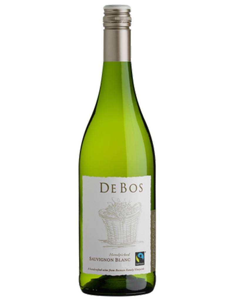 De Bos Handpicked Vineyards 2016 Sauvignon Blanc, Wellington, South Africa