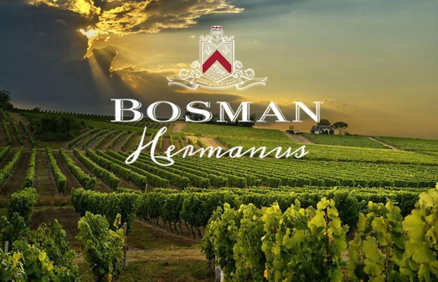 SATURDAY 27 OCT 2018   Bosman Vineyards & De Bos Handpicked Vineyards South Africa Wine Tasting with Global Sales Manager Angela Jordaan