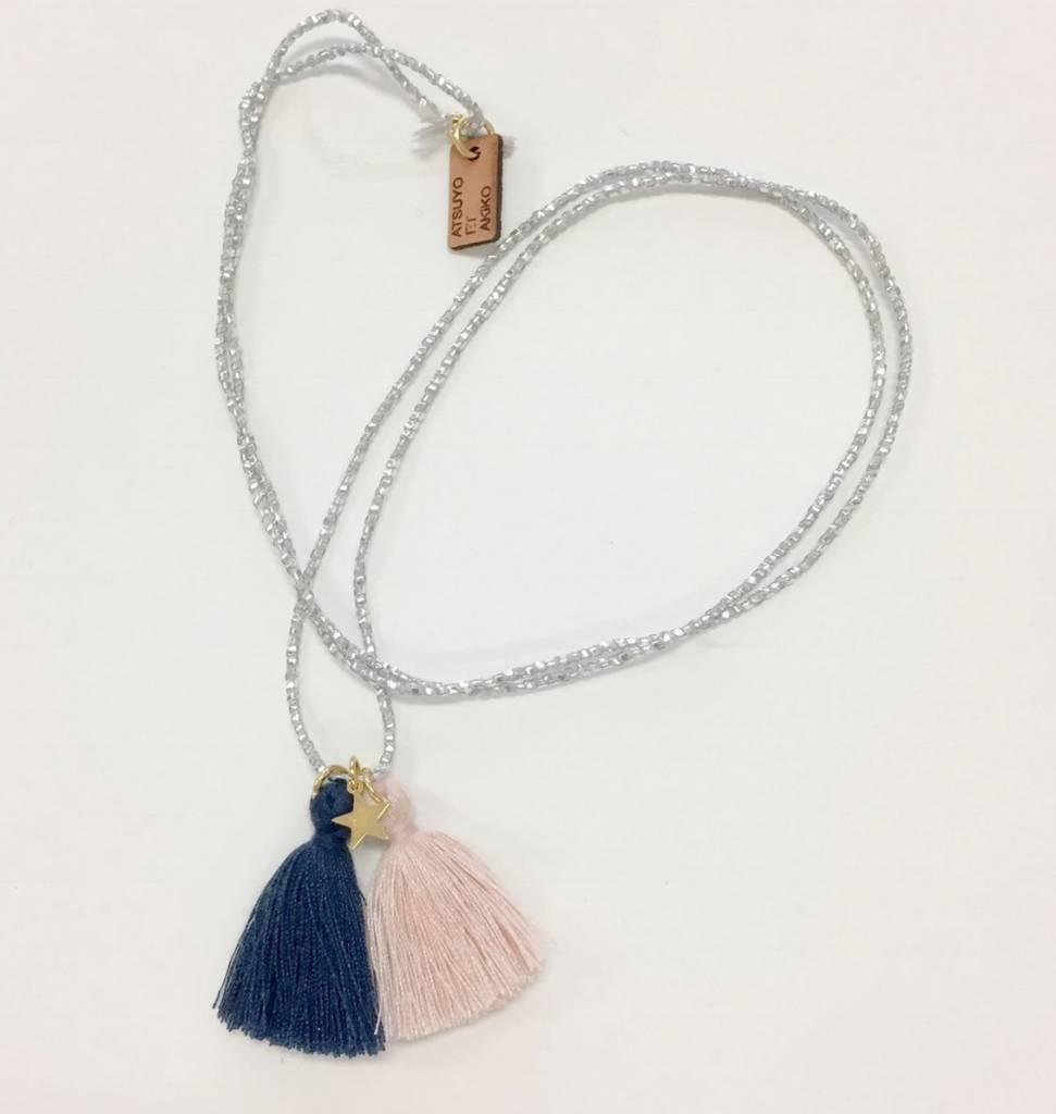 Atsuyo et Akiko Rebecca necklace -A&A