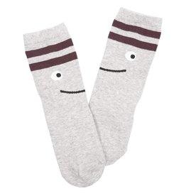 Emile et Ida Grey face socks-E&I