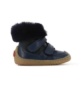 Pom d'Api Woody easy fur navy