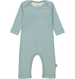 Kid Case Organic suit blue offwhite
