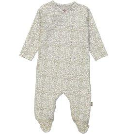 Kid Case Organic suit grey birdnest