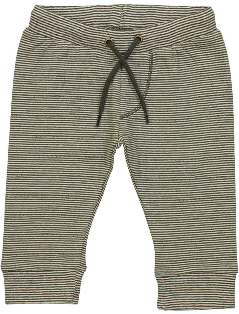 Kid Case Organic Barry pants green