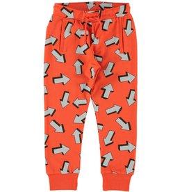 Kid Case Organic Alf pants red