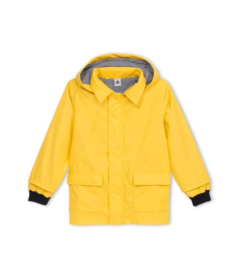 Petit Bateau Yellow raincoat-PetitB