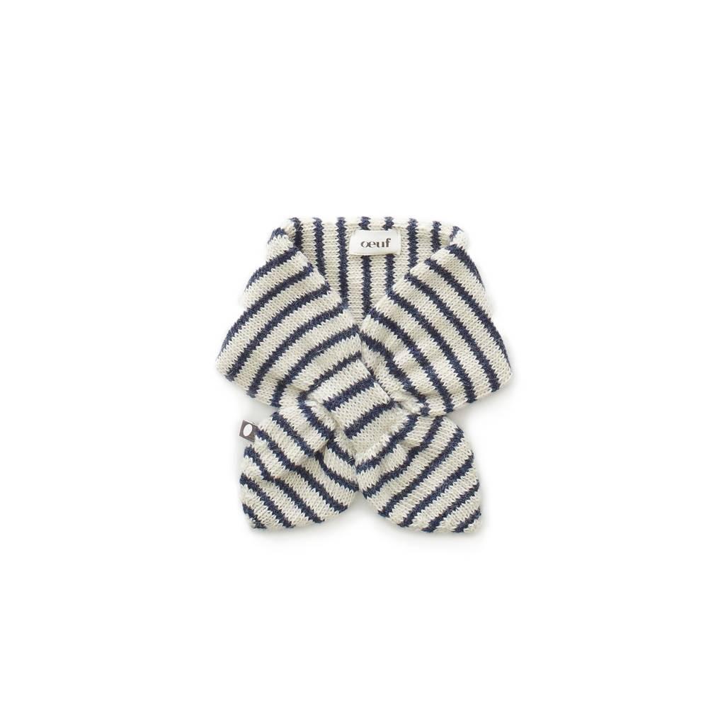 Oeuf Baby scarf stripes-Oeuf