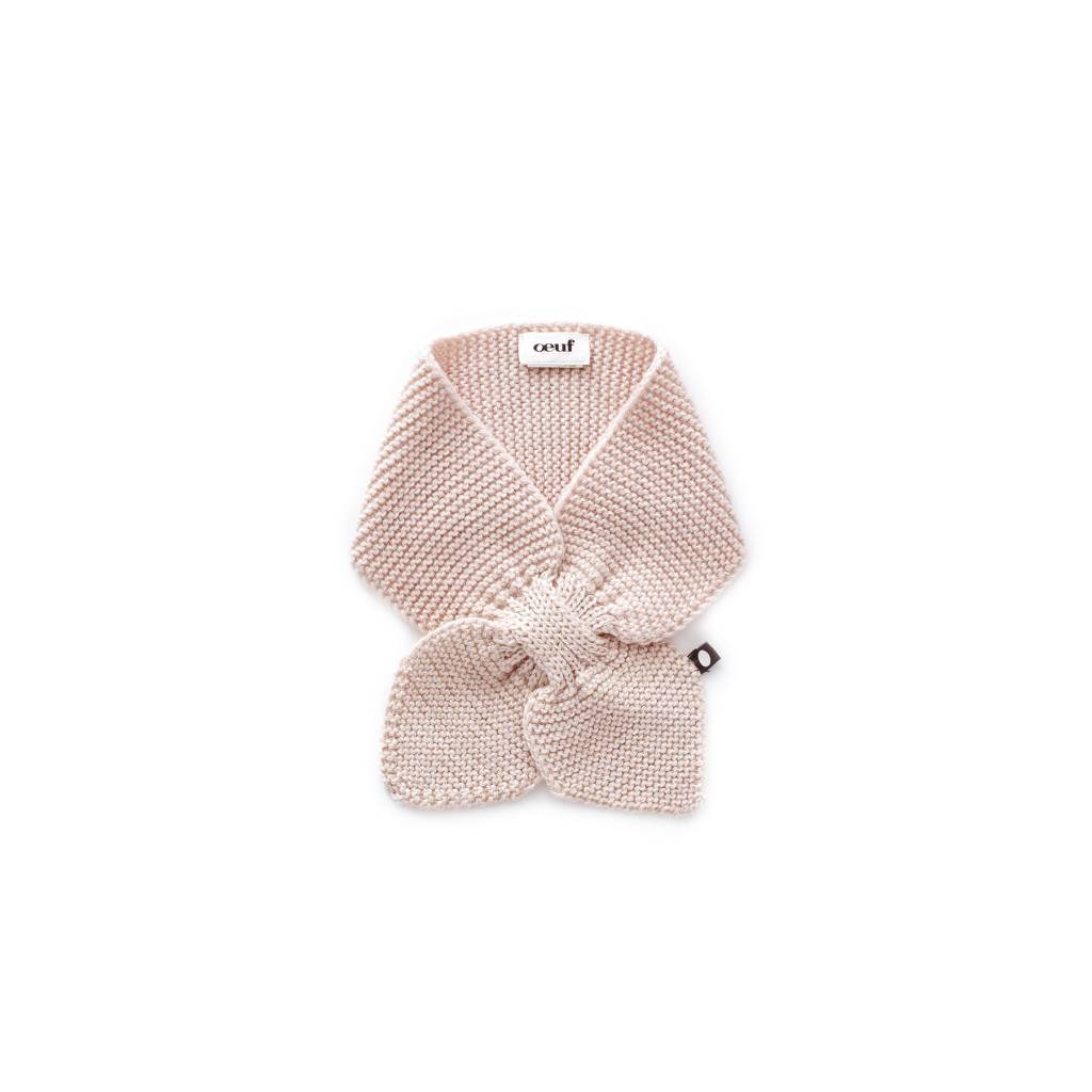 Oeuf Baby scarf pink-Oeuf