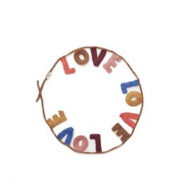 Oeuf Love garland-Oeuf