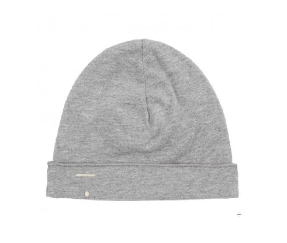 Gray Label Grey Baby Beanie