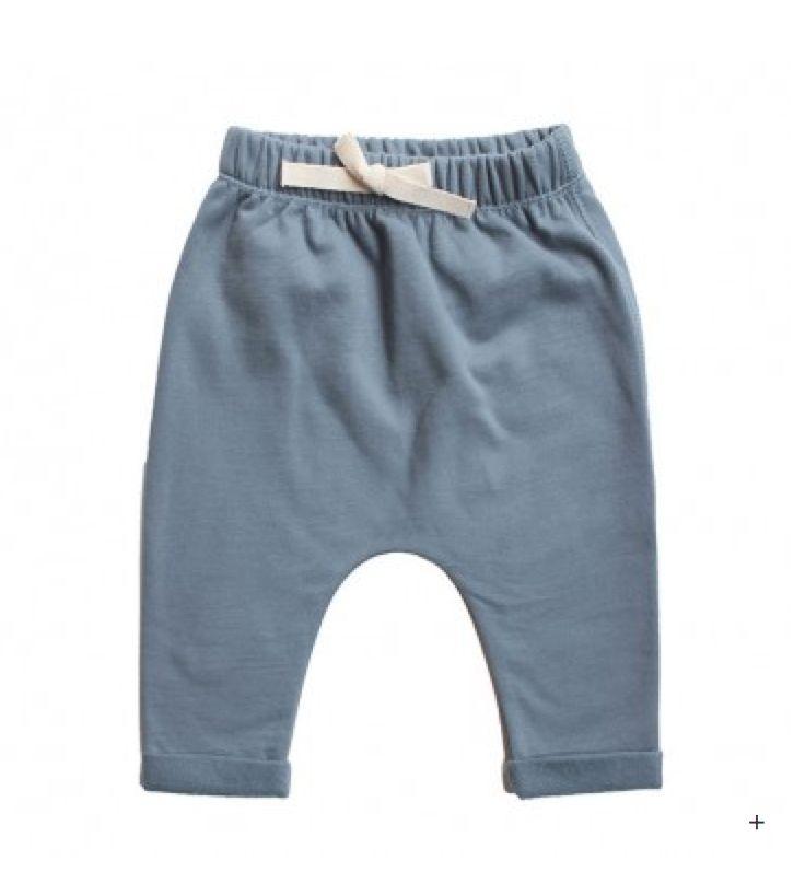 Gray Label Denim Baby Pants