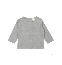 Gray Label Grey Baby Tee