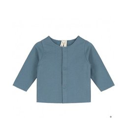 Gray Label Denim Baby Cardigan