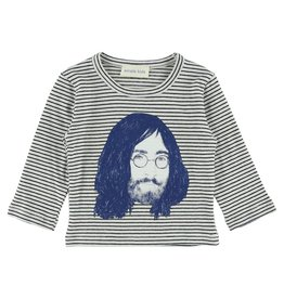 Simple Kids tee shirt lennon