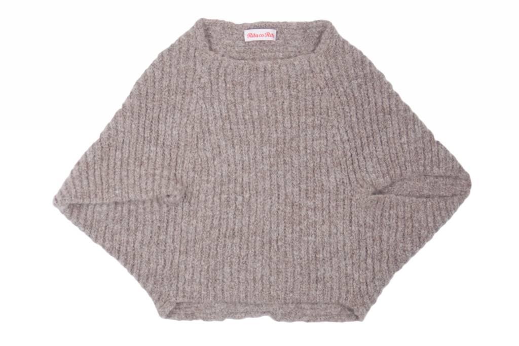 Evita Camel Sweater