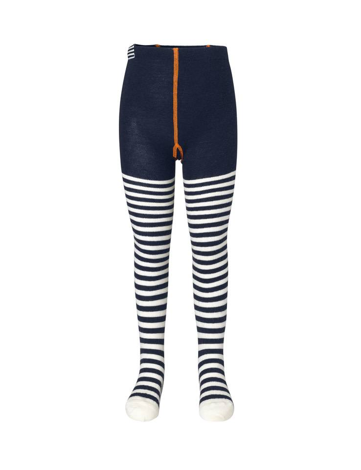 Mads Norgaard Striped Wool Tights