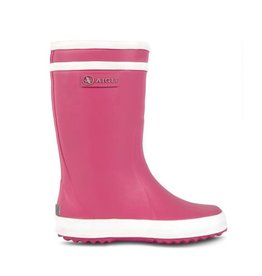 AIGLE Pink Rainboot