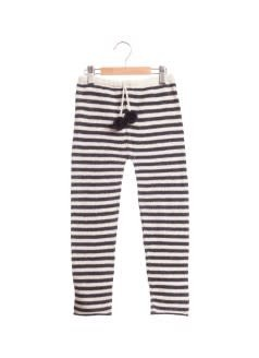 Waddler Striped Alpaca Trouser