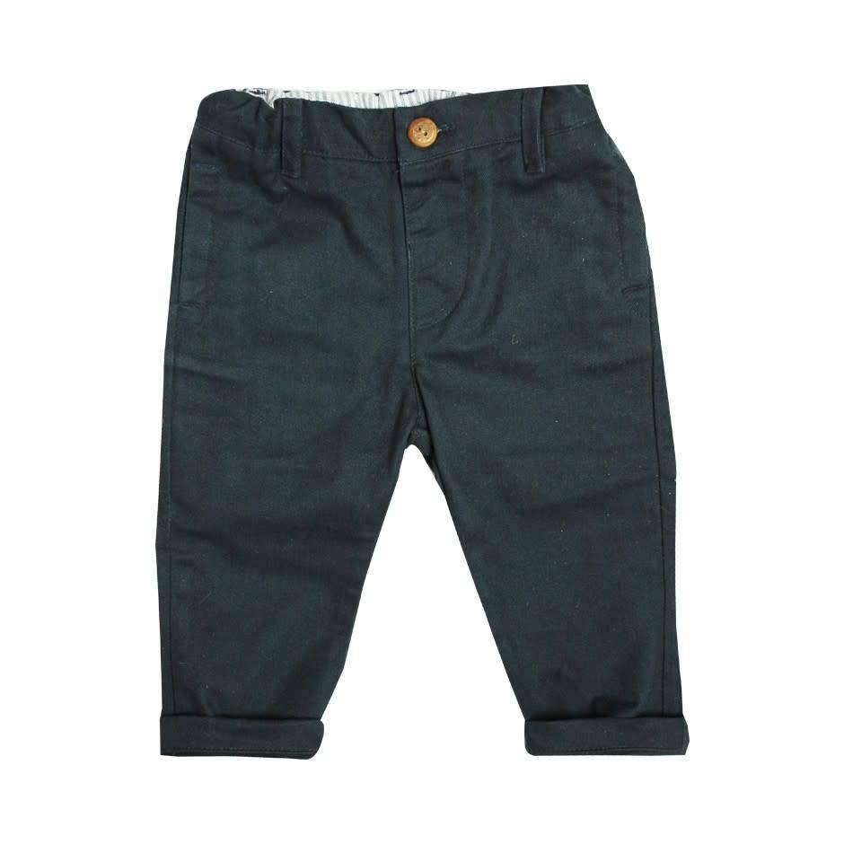 la petite collection Chino navy pants