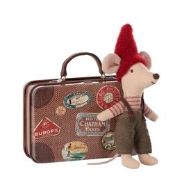 Maileg Christmas Mouse Suitcase