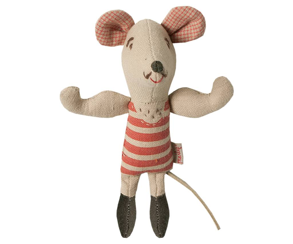 Maileg Circus Strong Mouse