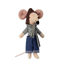 Maileg Hat Racer Mouse