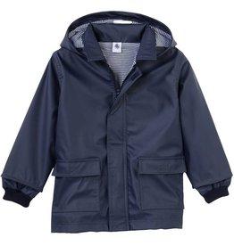 Petit Bateau Navy raincoat-PB