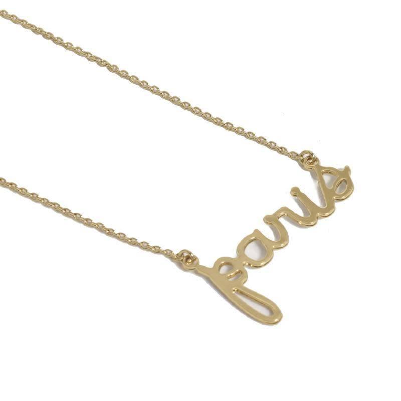 Titlee Paris Necklace