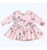 Simple Kids Petal dress-SK