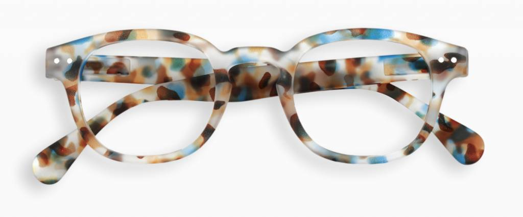 IZIPIZI Screen tortoise glasses C